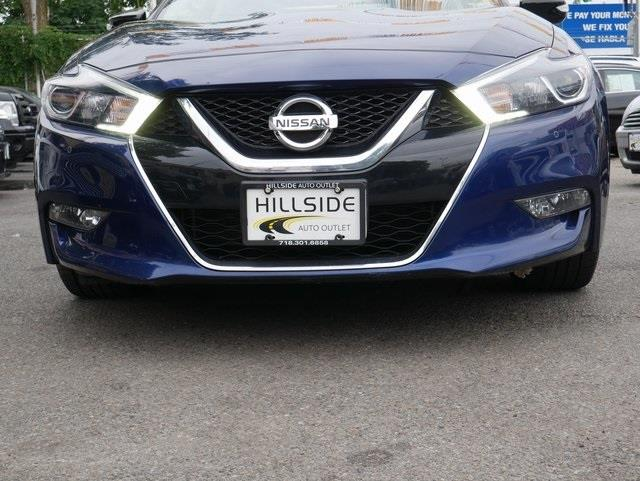 2018 Nissan Maxima 3.5 SV, available for sale in Jamaica, New York | Hillside Auto Outlet. Jamaica, New York