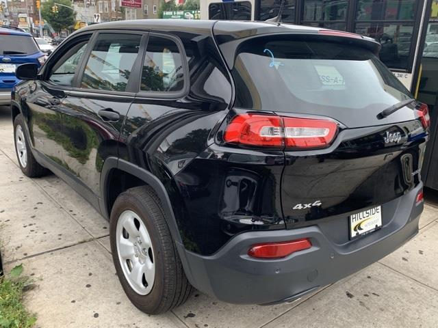 2017 Jeep Cherokee Sport, available for sale in Jamaica, New York   Hillside Auto Outlet. Jamaica, New York
