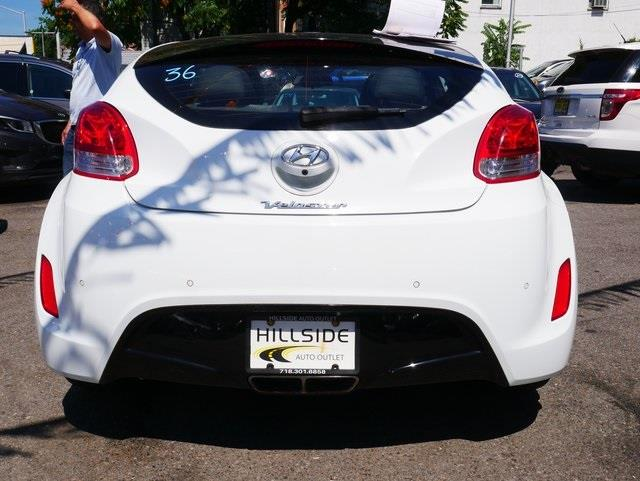 2016 Hyundai Veloster Base, available for sale in Jamaica, New York | Hillside Auto Outlet. Jamaica, New York
