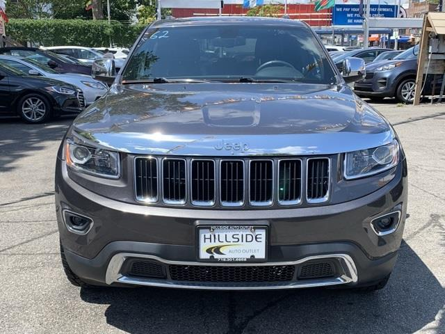 2015 Jeep Grand Cherokee Limited, available for sale in Jamaica, New York | Hillside Auto Outlet. Jamaica, New York