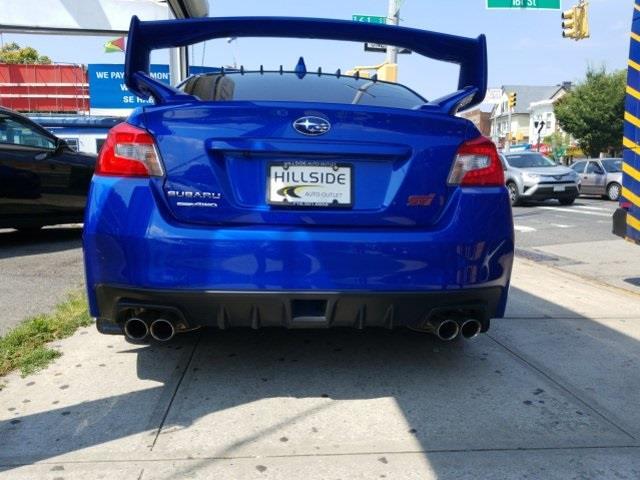 2017 Subaru Wrx STi, available for sale in Jamaica, New York | Hillside Auto Outlet. Jamaica, New York