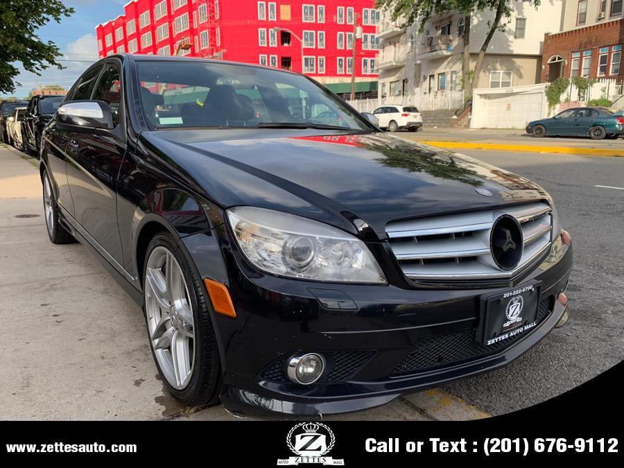 Used Mercedes-Benz C-Class 4dr Sdn 3.5L Sport RWD 2008 | Zettes Auto Mall. Jersey City, New Jersey