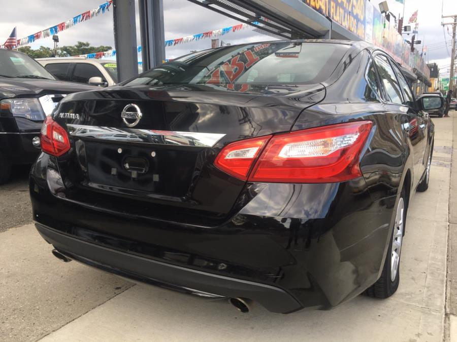 Used Nissan Altima 4dr Sdn I4 2.5 S 2016 | NYC Automart Inc. Brooklyn, New York
