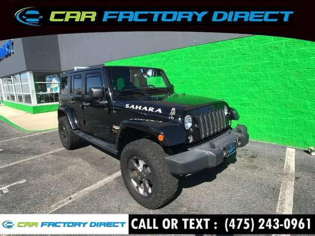 Used 2014 Jeep Wrangler Unlimited in Milford, Connecticut | Car Factory Direct. Milford, Connecticut