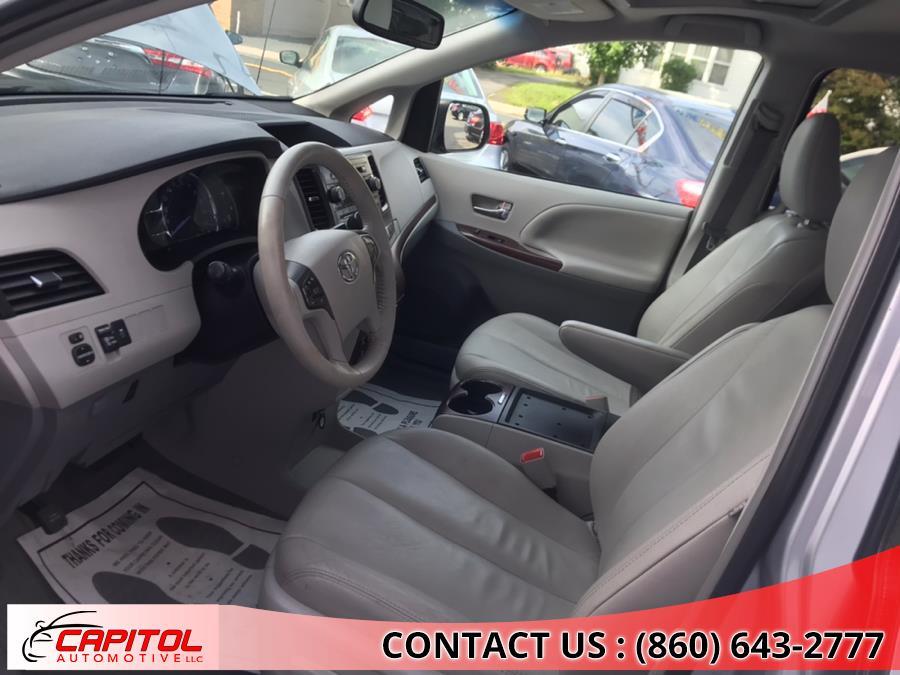 Used Toyota Sienna 5dr 7-Pass Van V6 Ltd AWD (Natl) 2013 | Capitol Automotive 2 LLC. Manchester, Connecticut