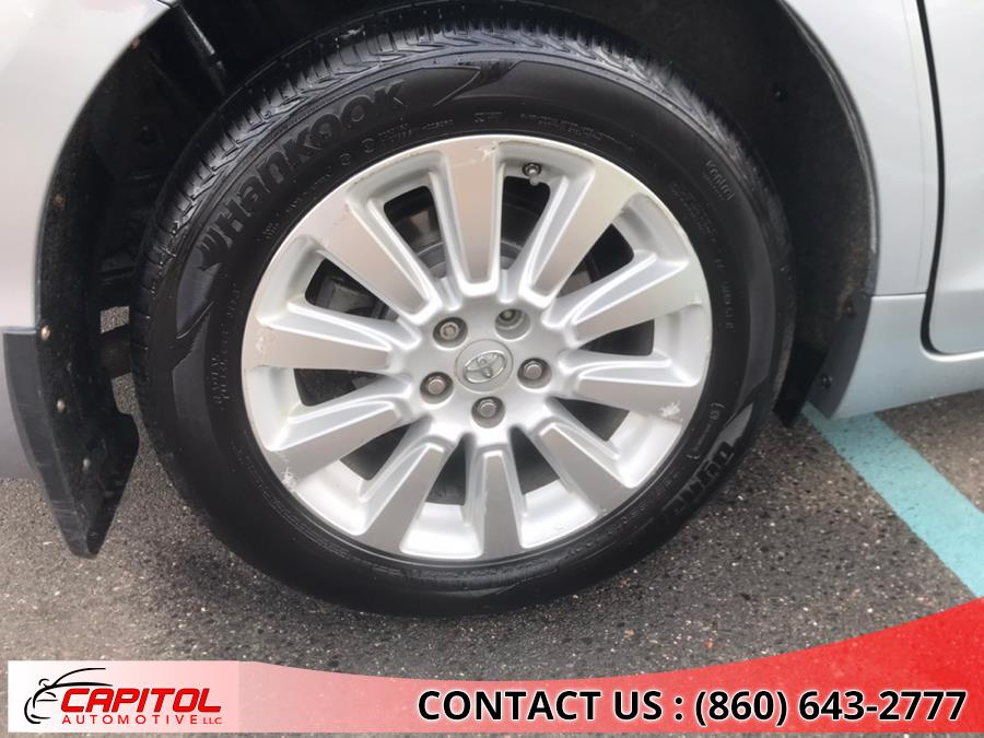 2013 Toyota Sienna 5dr 7-Pass Van V6 Ltd AWD (Natl), available for sale in Manchester, Connecticut | Capitol Automotive 2 LLC. Manchester, Connecticut