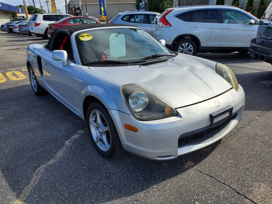 2000 Toyota Mr2 SPYDER, available for sale in South Lawrence, MA