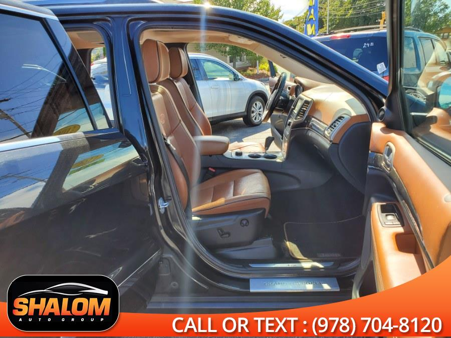 2012 Jeep Grand Cherokee OVERLAND, available for sale in South Lawrence, Massachusetts | Shalom Auto Group LLC. South Lawrence, Massachusetts