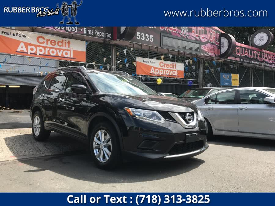Used Nissan Rogue AWD 4dr SV 2016 | Rubber Bros Auto World. Brooklyn, New York