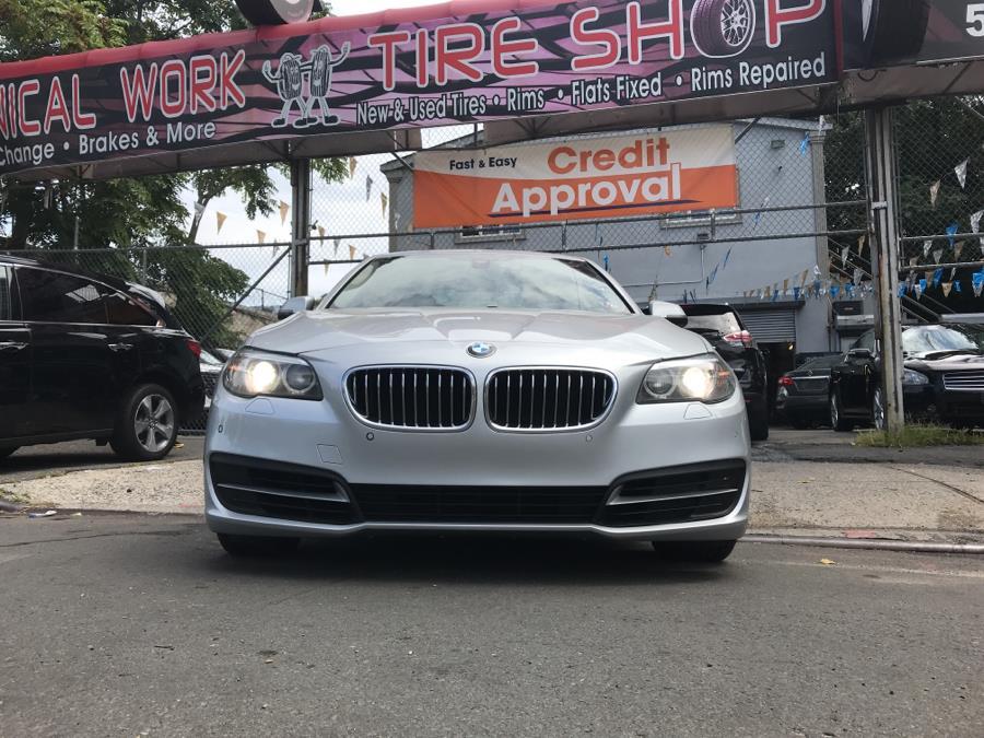 Used BMW 5 Series 4dr Sdn 528i xDrive AWD 2014 | Rubber Bros Auto World. Brooklyn, New York