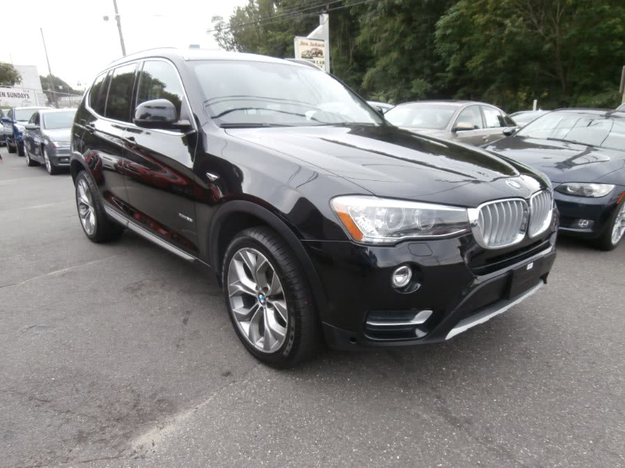 Used 2017 BMW X3 in Waterbury, Connecticut | Jim Juliani Motors. Waterbury, Connecticut