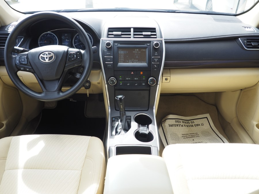 2016 Toyota Camry 4dr Sdn I4 Auto LE (Natl), available for sale in Jamaica, New York | Hillside Auto Mall Inc.. Jamaica, New York