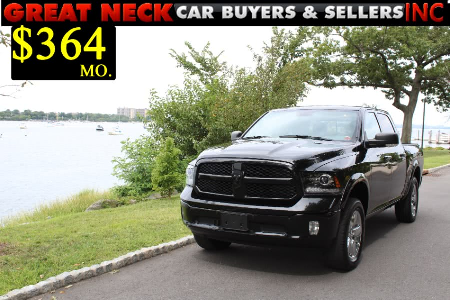 "2016 Ram 1500 4WD Crew Cab 140.5"" Big Horn, available for sale in Great Neck, NY"