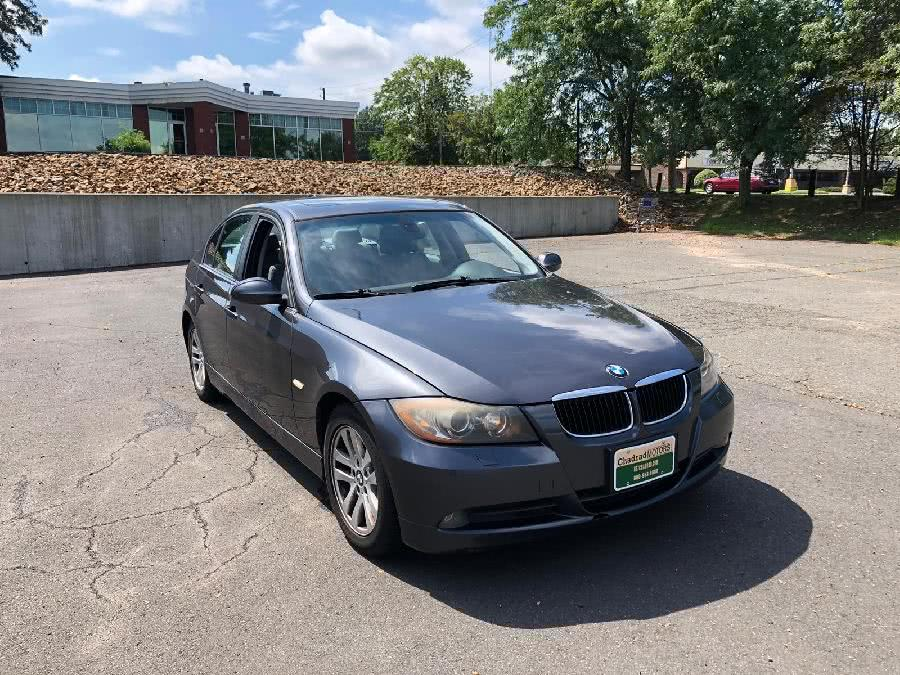Used 2007 BMW 3 Series in West Hartford, Connecticut | Chadrad Motors llc. West Hartford, Connecticut