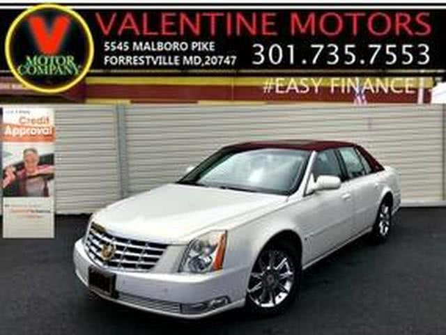 Used 2006 Cadillac Dts in Forestville, Maryland | Valentine Motor Company. Forestville, Maryland