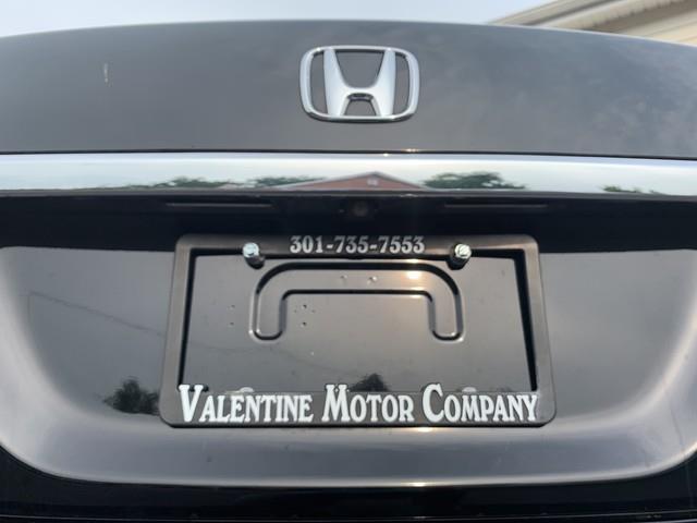 Used Honda Accord Sedan LX 2017 | Valentine Motor Company. Forestville, Maryland