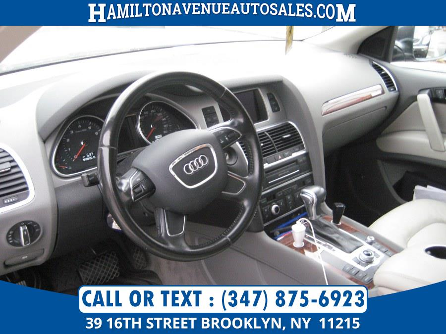 2012 Audi Q7 quattro 4dr 3.0T Premium Plus, available for sale in Brooklyn, New York | Hamilton Avenue Auto Sales DBA Nyautoauction.com. Brooklyn, New York