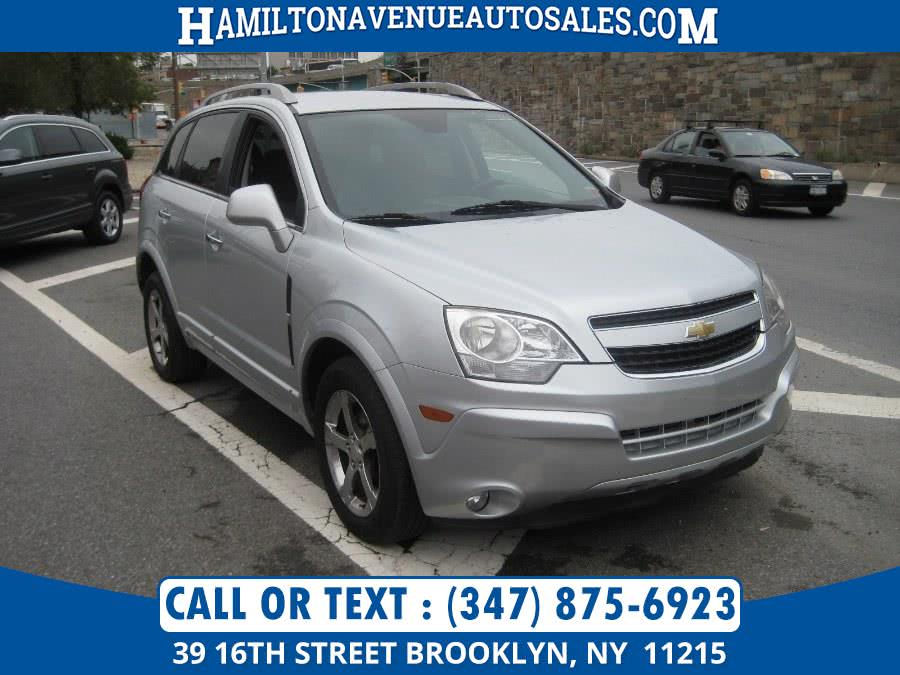 Used 2012 Chevrolet Captiva Sport Fleet in Brooklyn, New York | Hamilton Avenue Auto Sales DBA Nyautoauction.com. Brooklyn, New York