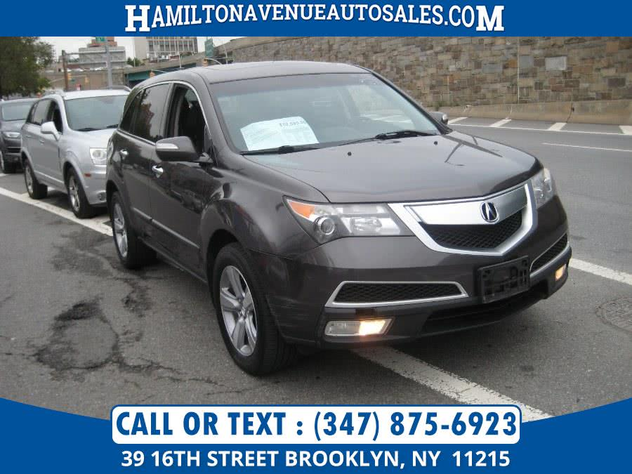 Used 2011 Acura MDX in Brooklyn, New York | Hamilton Avenue Auto Sales DBA Nyautoauction.com. Brooklyn, New York