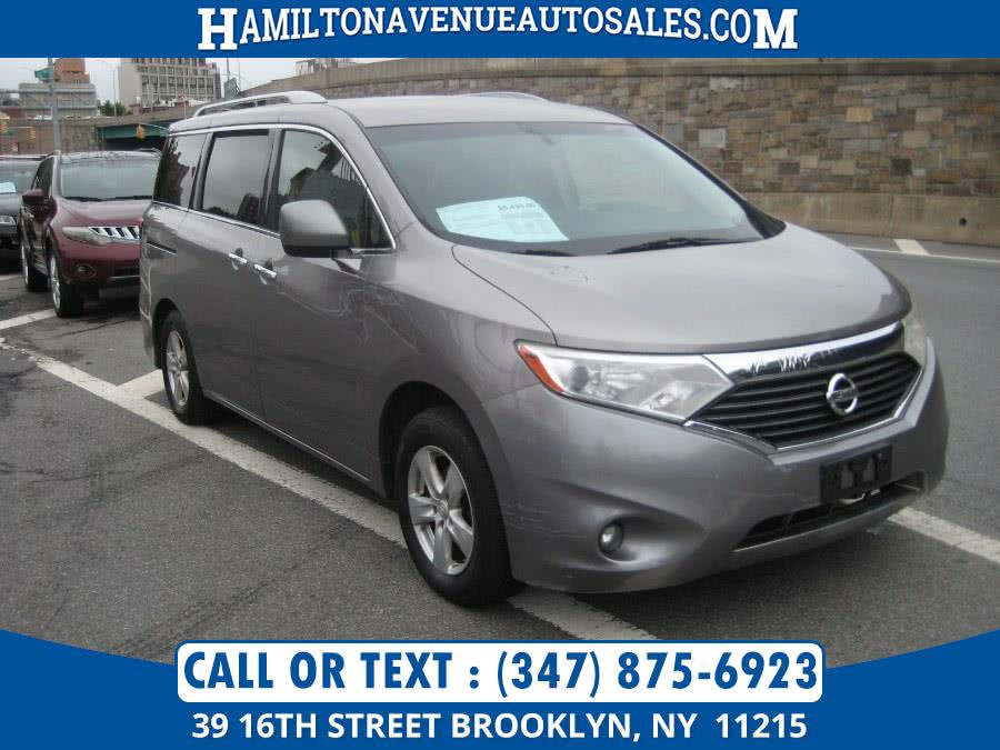 Used Nissan Quest SV 2011 | Hamilton Avenue Auto Sales DBA Nyautoauction.com. Brooklyn, New York