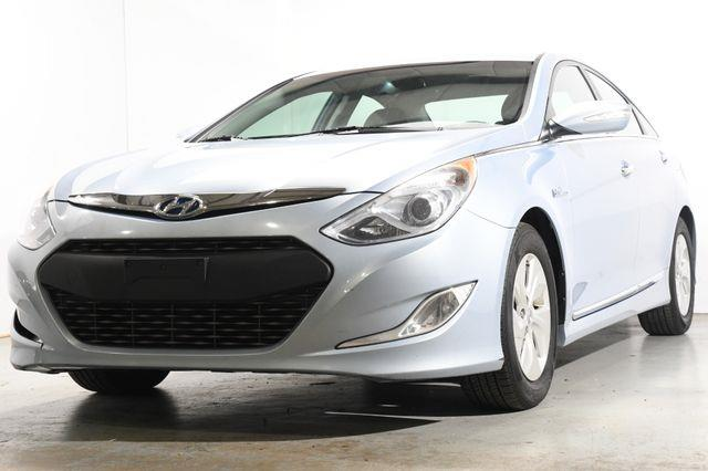 2013 Hyundai Sonata Hybrid photo