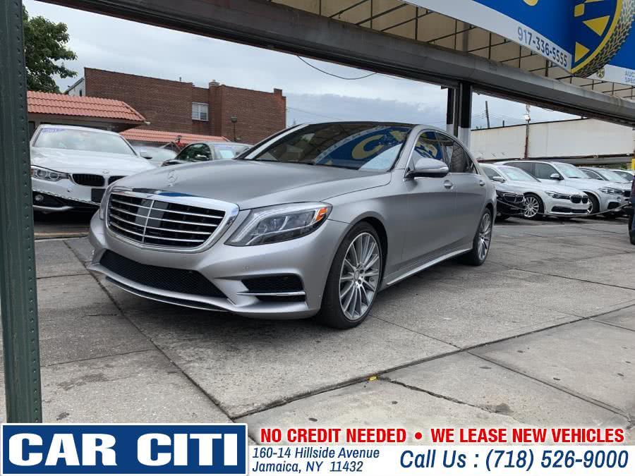 Used 2016 Mercedes-Benz S-Class in Jamaica, New York | Car Citi. Jamaica, New York