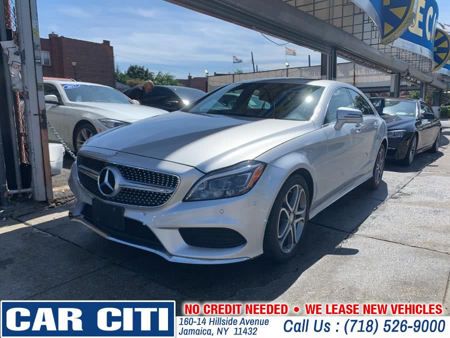 Used Mercedes-Benz CLS 4dr Sdn CLS 400 4MATIC 2016 | Car Citi. Jamaica, New York
