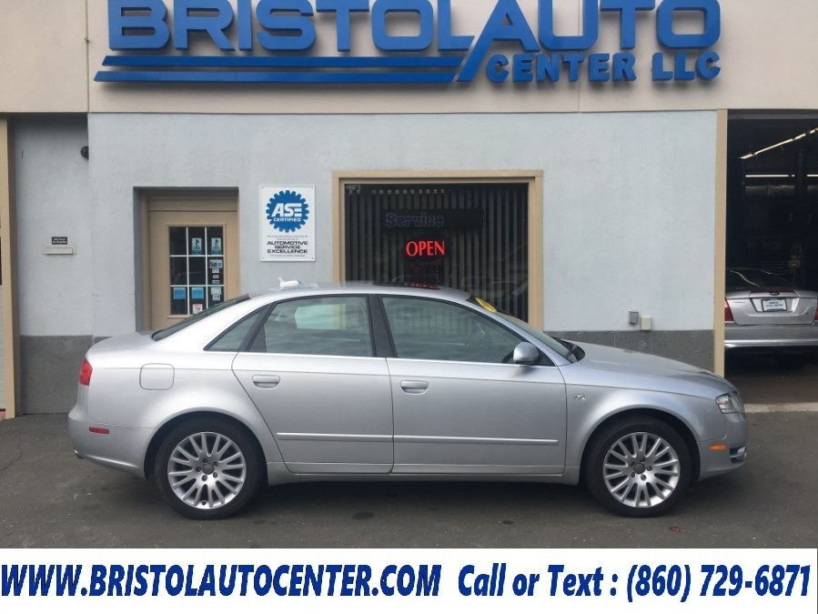 Used 2006 Audi A4 in Bristol, Connecticut | Bristol Auto Center LLC. Bristol, Connecticut