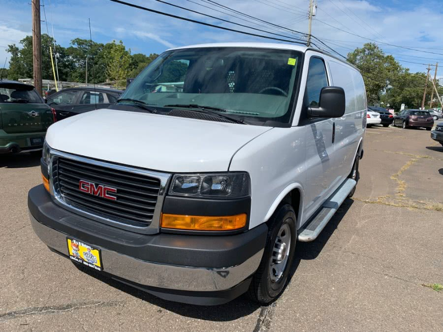 "Used GMC Savana Cargo Van RWD 2500 135"" 2018 