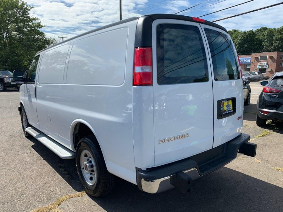 "Used GMC Savana Cargo Van RWD 2500 135"" 2018 | M&M Motors International. Clinton, Connecticut"