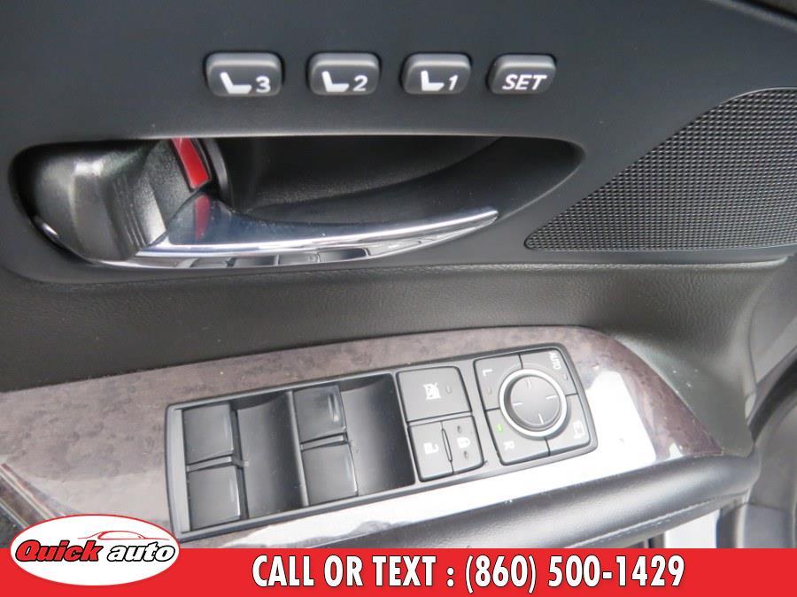2013 Lexus RX 350 AWD 4dr, available for sale in Bristol, Connecticut | Quick Auto LLC. Bristol, Connecticut
