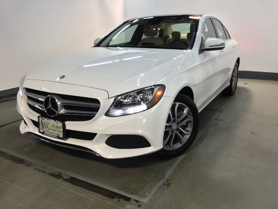 Used 2016 Mercedes-Benz C-Class in Hillside, New Jersey | M Sport Motor Car. Hillside, New Jersey
