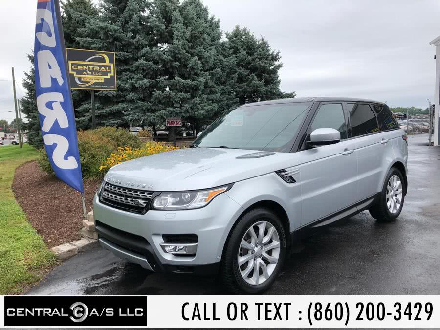 Used 2014 Land Rover Range Rover Sport in East Windsor, Connecticut | Central A/S LLC. East Windsor, Connecticut