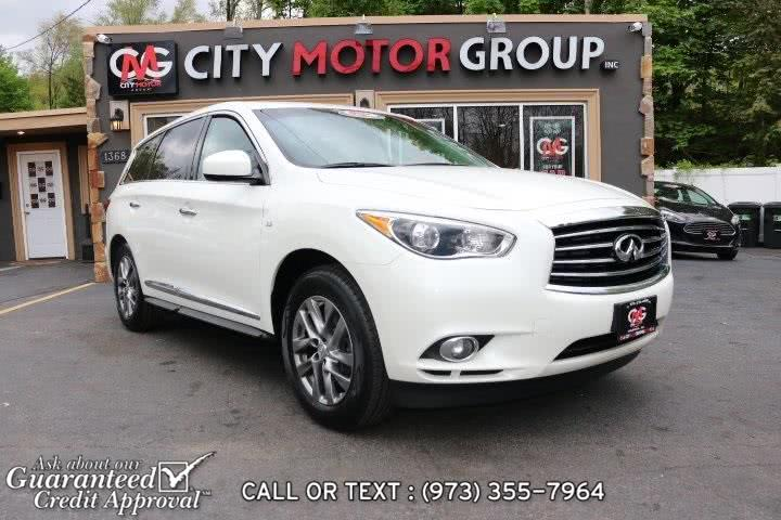 Used 2015 Infiniti Qx60 in Haskell, New Jersey | City Motor Group Inc.. Haskell, New Jersey