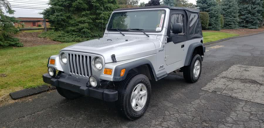Used 2006 Jeep Wrangler in Hartford, Connecticut | Main Auto Sales LLC. Hartford, Connecticut
