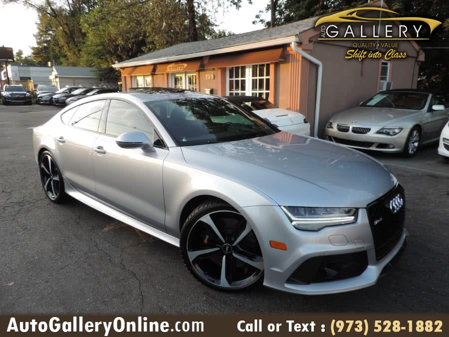 Used 2016 Audi RS 7 in Lodi, New Jersey | Auto Gallery. Lodi, New Jersey