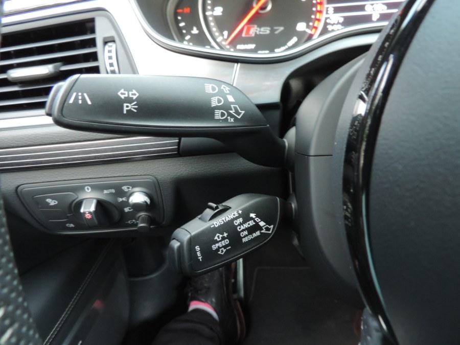 Used Audi RS 7 4dr HB Prestige 2016 | Auto Gallery. Lodi, New Jersey