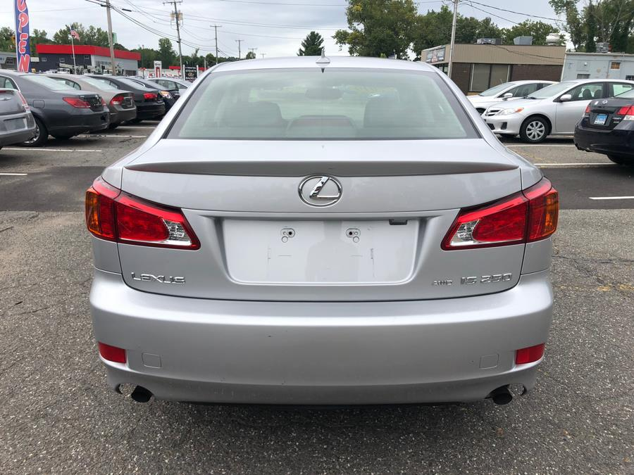 2010 Lexus IS 250 4dr Sport Sdn Auto AWD, available for sale in Manchester, Connecticut   Manchester Car Center. Manchester, Connecticut
