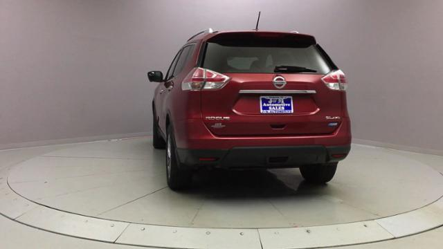 2014 Nissan Rogue AWD 4dr SL, available for sale in Naugatuck, Connecticut | J&M Automotive Sls&Svc LLC. Naugatuck, Connecticut