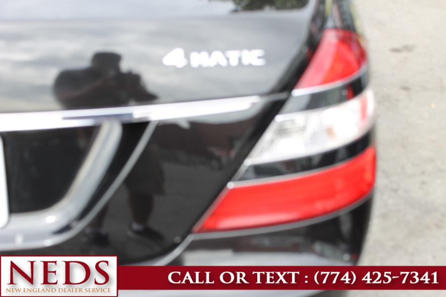 Used Mercedes-Benz S-Class 4dr Sdn 5.5L V8 4MATIC 2007   New England Dealer Services. Indian Orchard, Massachusetts