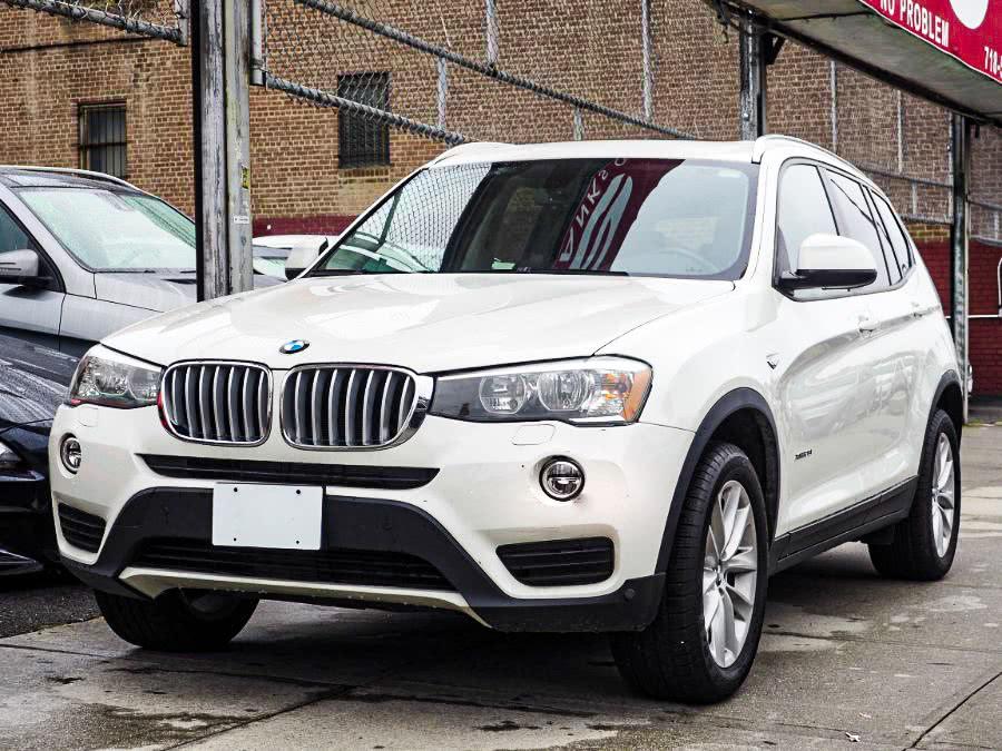 Used 2017 BMW X3 in Jamaica, New York   Hillside Auto Mall Inc.. Jamaica, New York