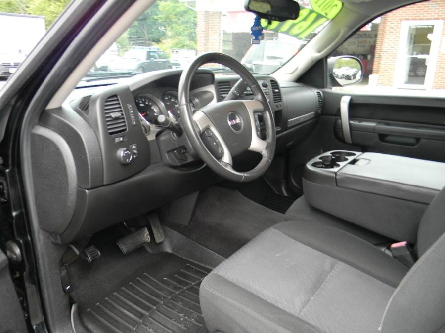 2011 GMC Sierra 1500 4WD Ext Cab 143.5