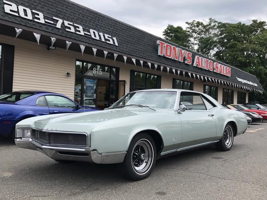 Used 1966 Buick Riviera in Waterbury, Connecticut | Tony's Auto Sales. Waterbury, Connecticut