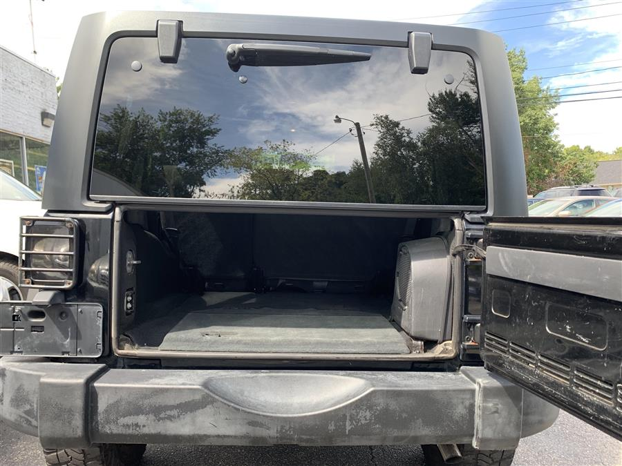 2008 Jeep Wrangler UNLIMITED X, available for sale in Manchester, New Hampshire | Second Street Auto Sales Inc. Manchester, New Hampshire