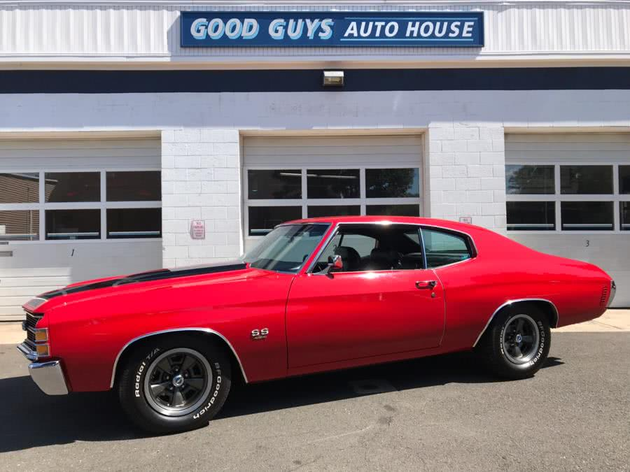 Used 1971 Chevrolet Chevelle in Southington, Connecticut | Good Guys Auto House. Southington, Connecticut