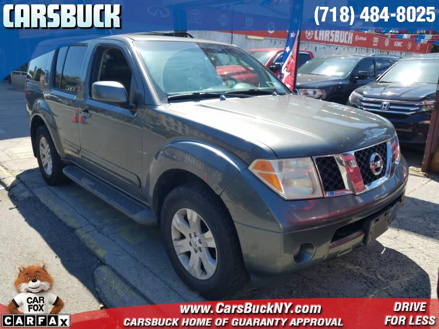 Used 2005 Nissan Pathfinder in Brooklyn, New York | Carsbuck Inc.. Brooklyn, New York