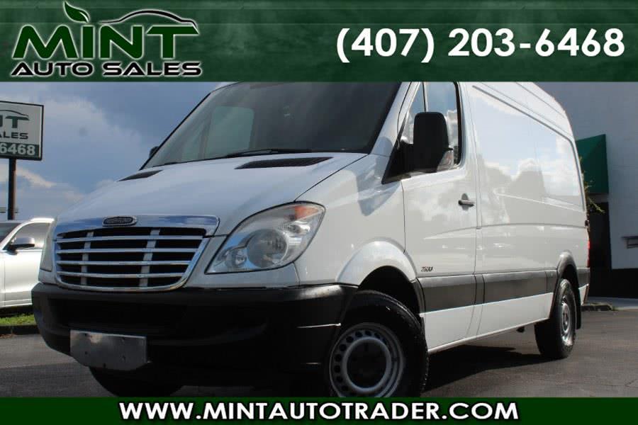 Used 2012 Freightliner 2500 Sprinter in Orlando, Florida | Mint Auto Sales. Orlando, Florida