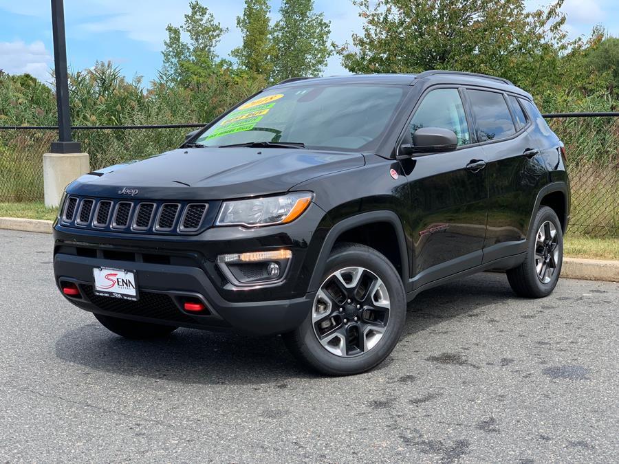 Jeep Compass 2018 In Revere Chelsea Everett Malden Ma Sena