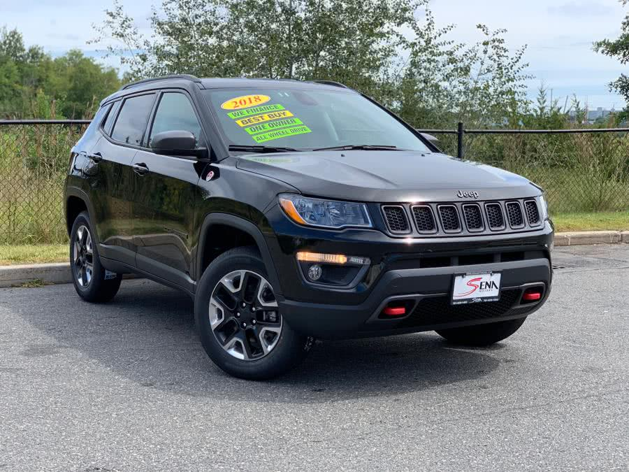 Used 2018 Jeep Compass in Revere, Massachusetts | Sena Motors Inc. Revere, Massachusetts