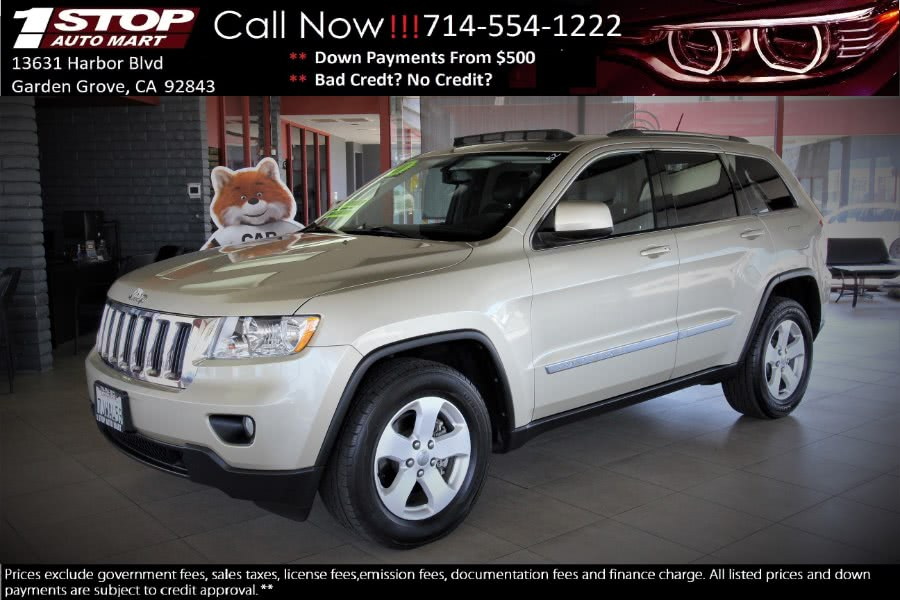 Used 2011 Jeep Grand Cherokee in Garden Grove, California | 1 Stop Auto Mart Inc.. Garden Grove, California